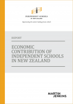 Martin Jenkins Economic Contribution of Independent Schools in New Zealand
